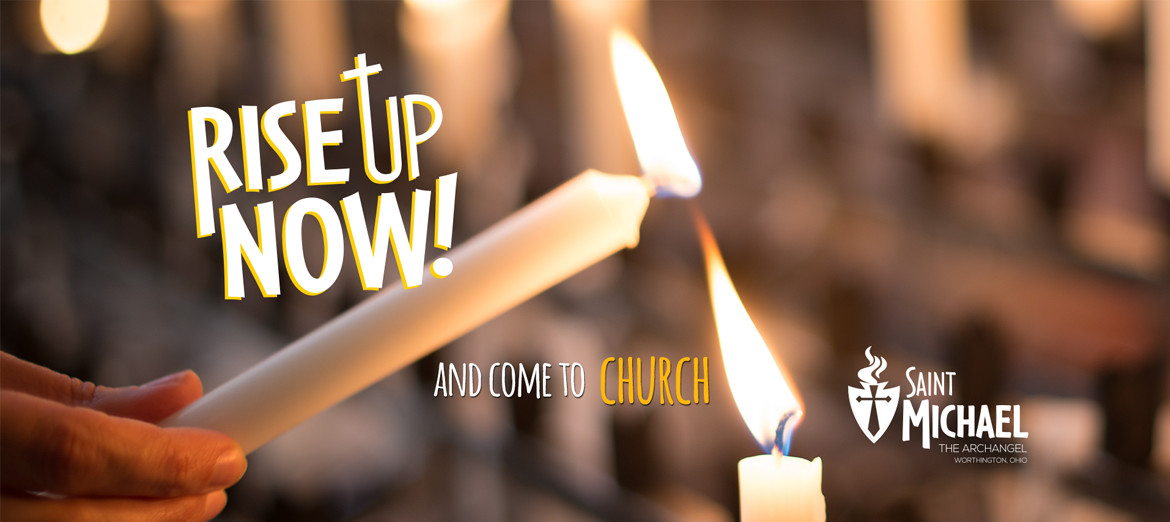 Rise Up! Come To Church
