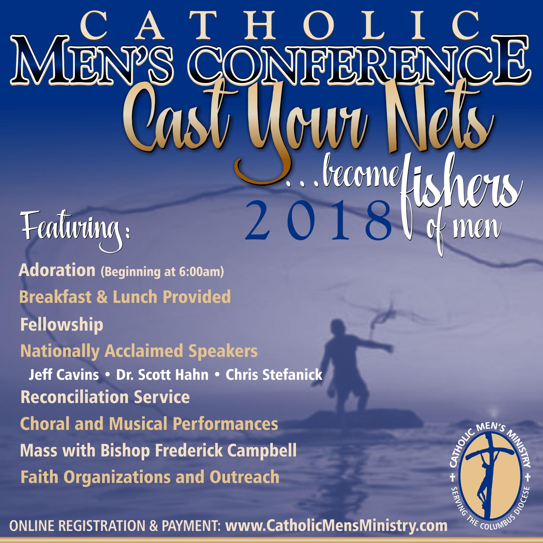 Columbus Catholic Men's Conference