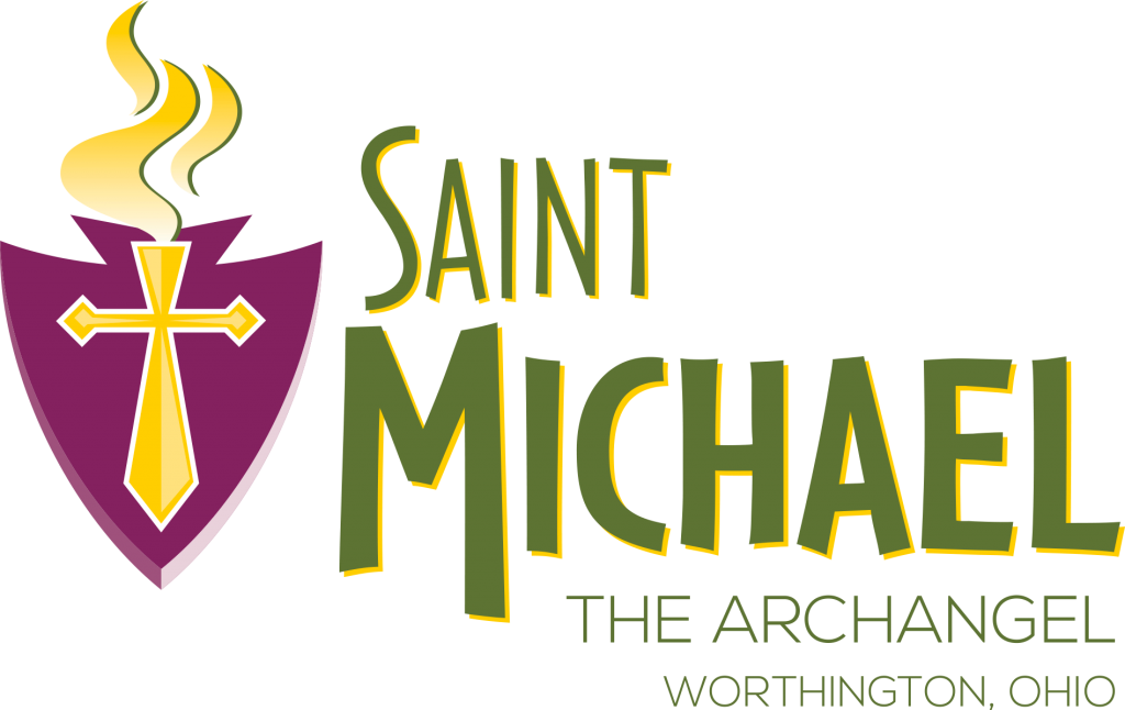 Saint Michael The Archangel branding