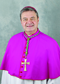 bishop brennan headshot