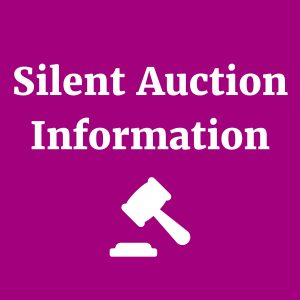 Silent Auction Information post